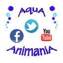 AquA AnimaniA Social Media logos image