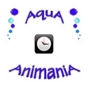 AquA AnimaniA Hours/Clock logo.